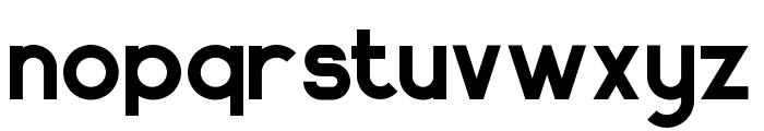 Stout Deco Font LOWERCASE