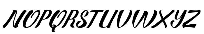 Strawberry Love Mini Font UPPERCASE