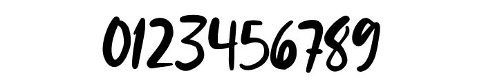 StylledaBrush Font OTHER CHARS