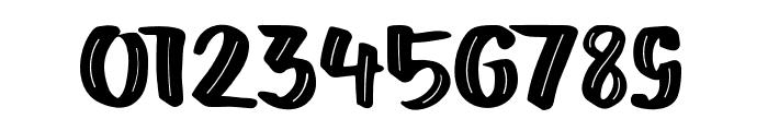 Sundae Hawaii Regular Font OTHER CHARS