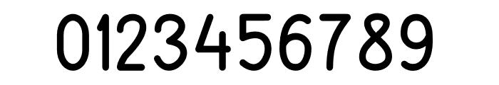 Sunderlines Sans Font OTHER CHARS