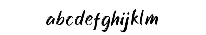 Sweet Garnish Font LOWERCASE