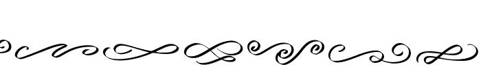 SweetDelights Swash Font UPPERCASE