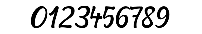 Symphony Italic Font OTHER CHARS