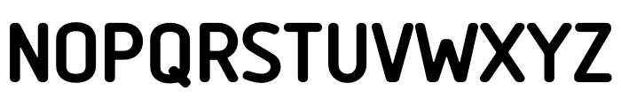 Tadao-ExtraBold Font UPPERCASE