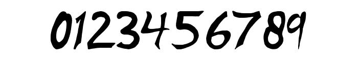 TamindaRegular Font OTHER CHARS