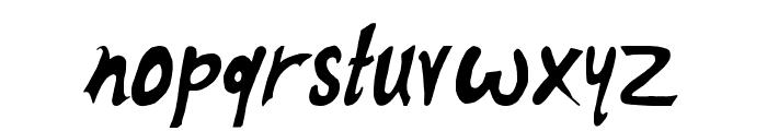TamindaRegular Font LOWERCASE