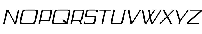 Tasty regular Font UPPERCASE