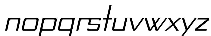 Tasty regular Font LOWERCASE