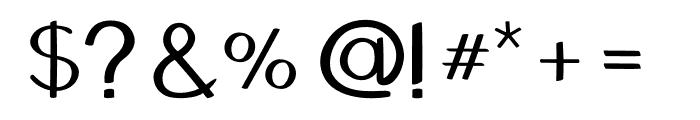 Teacher's Pet Font OTHER CHARS