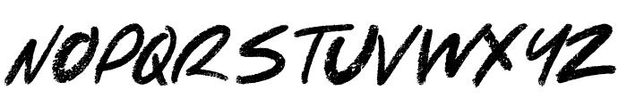 Tharon-Regular Font UPPERCASE