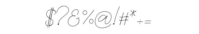 The Good Stuff  Font OTHER CHARS