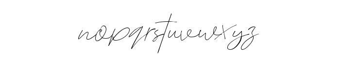 The Good Stuff  Font LOWERCASE