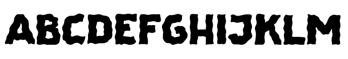 The Viperion Regular Font LOWERCASE