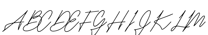 TheCatalonyRegular Font UPPERCASE
