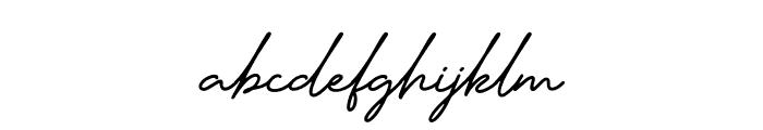TheCatalonyRegular Font LOWERCASE