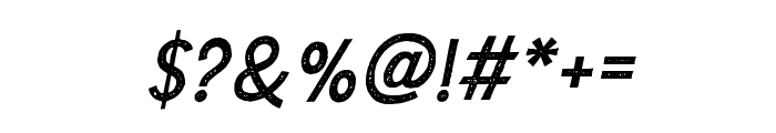 TheDodgerStamp-Italic Font OTHER CHARS