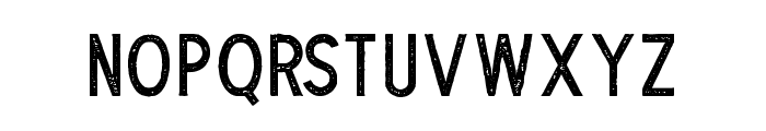 TheDodgerStamp Font LOWERCASE
