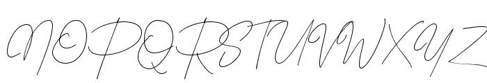 TheGoodStuff Font UPPERCASE