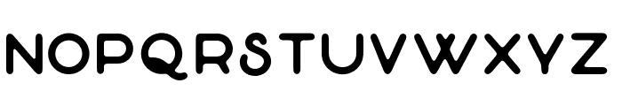 TheGreatOutdoors-Regular Font LOWERCASE