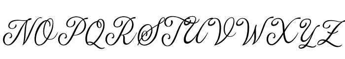 TheMajority Font UPPERCASE