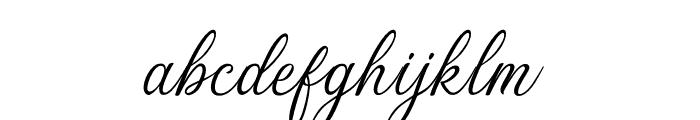TheMajority Font LOWERCASE