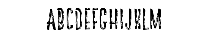 TheRedlightLine-Bold Font UPPERCASE