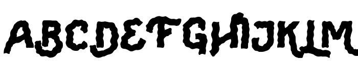 TheViperion-Regular Font UPPERCASE