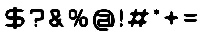 Thinkshare Sans Font OTHER CHARS
