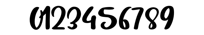 Tropical-Regular Font OTHER CHARS