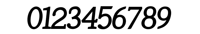 Tugano Bold Italic Font OTHER CHARS