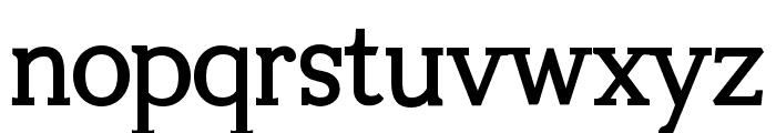 Tugano Bold Font LOWERCASE
