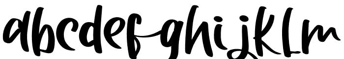 Ultramile Font LOWERCASE