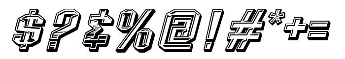 VORGlyd Font OTHER CHARS