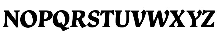 Vatican Bold Font UPPERCASE