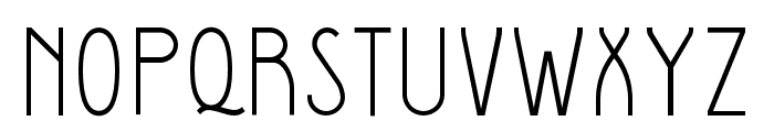 Verola Lux Font UPPERCASE