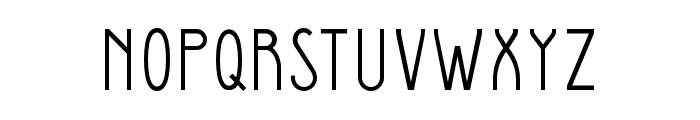 Verola Lux Font LOWERCASE