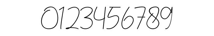 Veronica-Regular Font OTHER CHARS