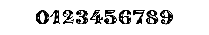 Victorian Alphabets Four Regular Font OTHER CHARS