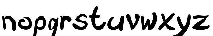 VictualiaX Font LOWERCASE
