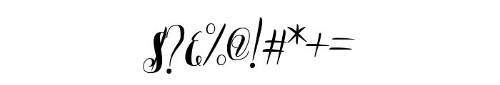 Virgina Font OTHER CHARS