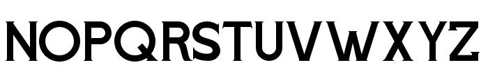 Voltury-Serif Font UPPERCASE