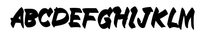 Vtks Motorov Font LOWERCASE