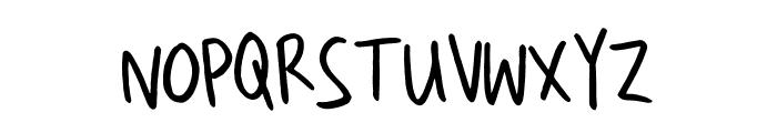 WESLONA Font UPPERCASE