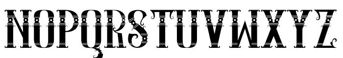 WINSTONE2 Font UPPERCASE