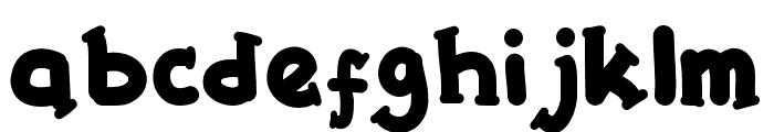 Watermelon Lemon Font LOWERCASE