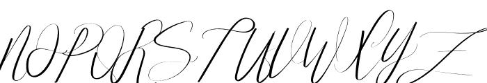 Wedding Joy Font UPPERCASE