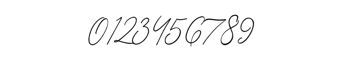 Weisston Script Font OTHER CHARS