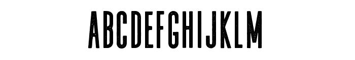WheatAged-Regular Font UPPERCASE