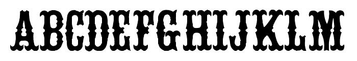 White Vinegar Regular Font LOWERCASE